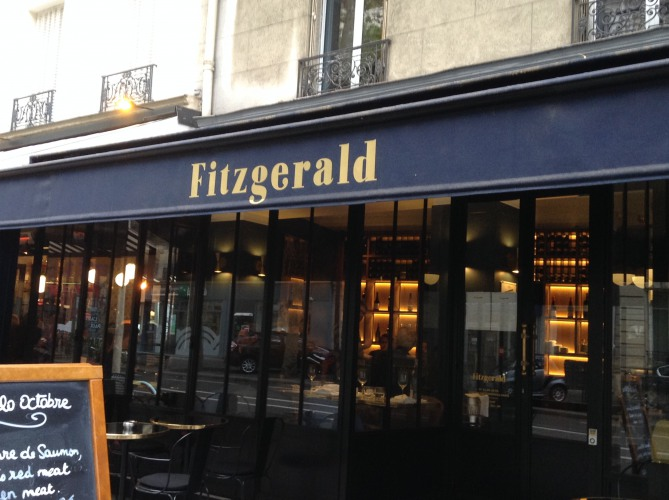 Fitzgerald : The New Speakeasy